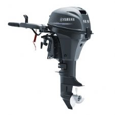 Yamaha F9.9JMHS 9.9HP Standard Shaft Outboard